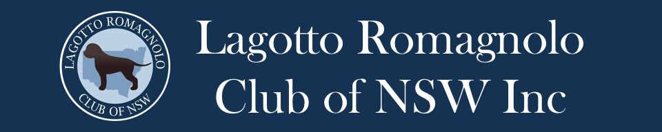Lagotto Romagnolo Club of NSW